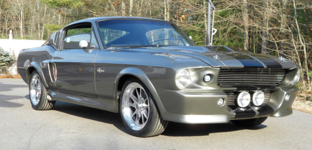 1967 1968 mustang custom fastback shelby gt500 eleanor for sale ford mustang 1967 for sale in. Black Bedroom Furniture Sets. Home Design Ideas