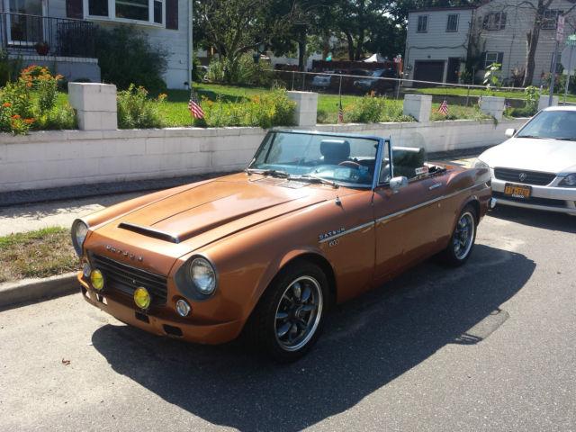 1967 5 Datsun 1600 Roadster Spl 311 For Sale