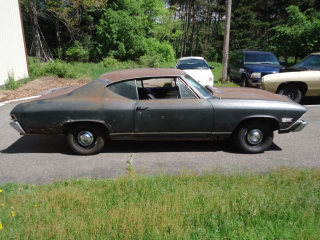 1968 68 1969 69 1970 70 chevrolet chevelle ss 396 l35 l34 l78 4 speed posi for sale - 69 chevelle ss 396 images ...