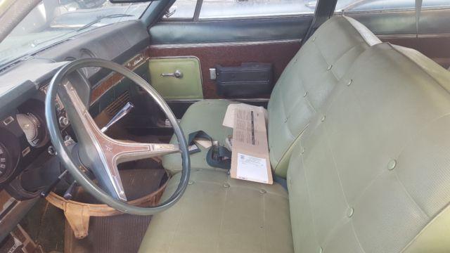 1968 amc ambassador sst sedan for sale amc ambassador sst 1968 for sale in grants pass oregon. Black Bedroom Furniture Sets. Home Design Ideas