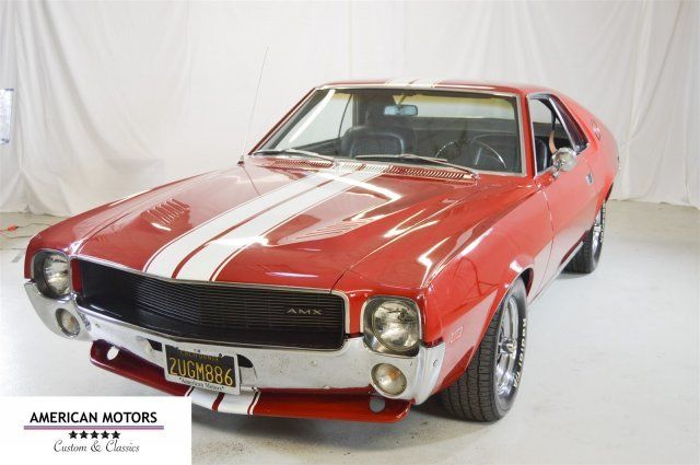 1968 amc amx 2 door for sale american motors amx 1968
