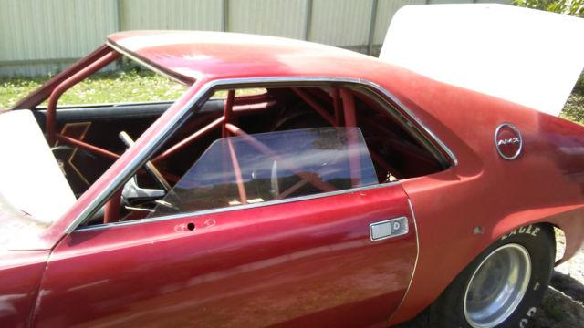 1968 Amx Hot Rod Street Rod Race Car Pro Street Project
