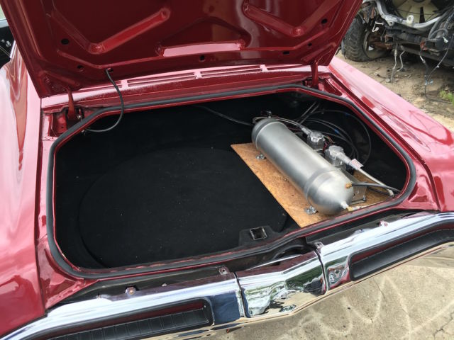 1968 Buick Riviera - classic antique, 430 ci, bought at