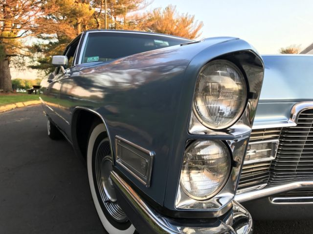 1968 Cadillac Coupe Deville No Reserve For Sale Cadillac