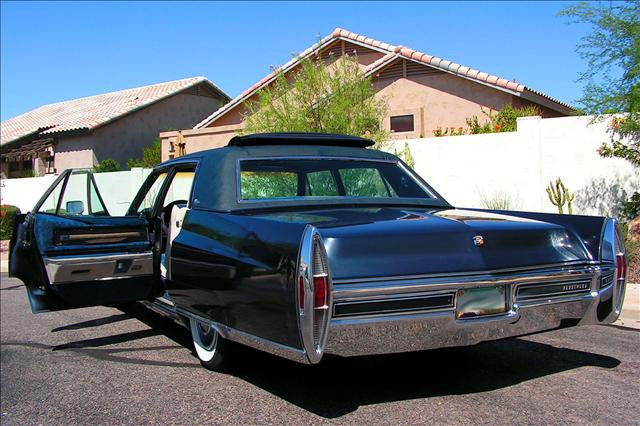 Used Cars Mesa Az >> 1968 Cadillac Fleetwood Brougham Classic, 63K Original Miles, AZ Garage Kept for sale - Cadillac ...