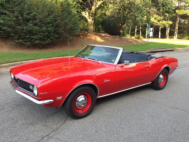1968 camaro convertible 327 4 th350 factory ac ps pb build sheet protect o plate for sale. Black Bedroom Furniture Sets. Home Design Ideas