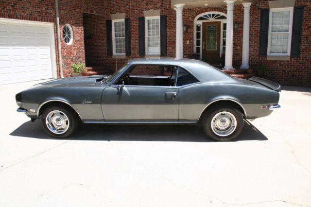 1968 camaro ss 396 for sale chevrolet camaro 1968 for sale in leland north carolina united. Black Bedroom Furniture Sets. Home Design Ideas