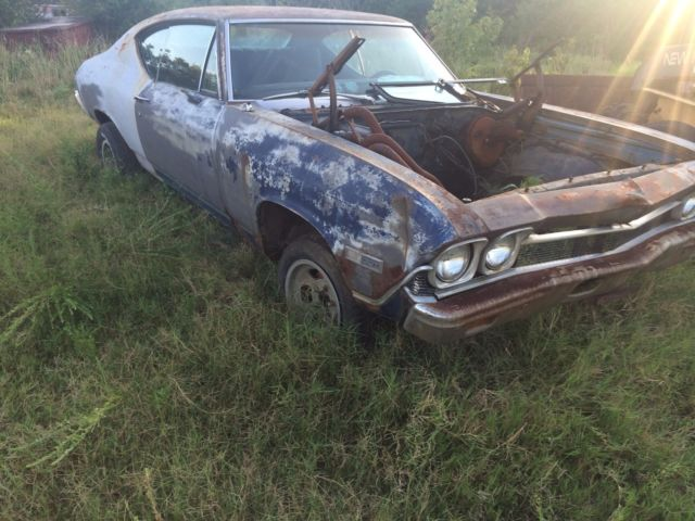 1968 Chevelle For Sale Chevrolet Chevelle 1968 For Sale