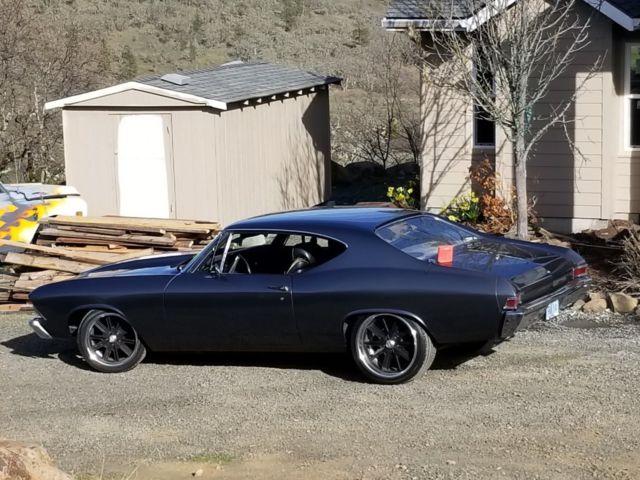 1968 Chevelle Restomod, chevrolet, ford, pontiac, camaro