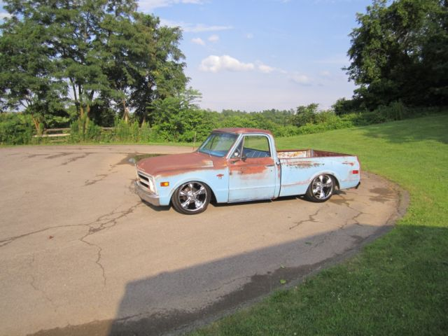 1968 chevy truck bed
