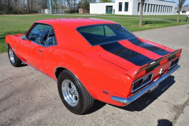 1968 Chevrolet Camaro Built Small Block Watch Video