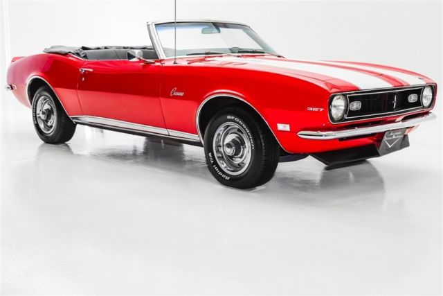 1968 chevrolet camaro convertible 39 s match 327 automatic convertible for sale chevrolet. Black Bedroom Furniture Sets. Home Design Ideas
