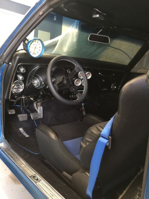 1968 Chevrolet Camaro RS Pro Street Shafiroff 540 BBC for sale