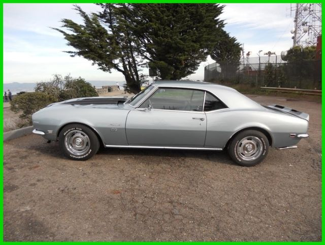 1968 Chevrolet Camaro RS/SS 4-Speed Manual Muncie for sale