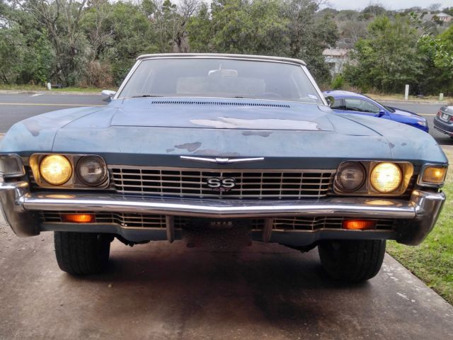 1968 Chevrolet Impala SS427 Convertible Classic Collector