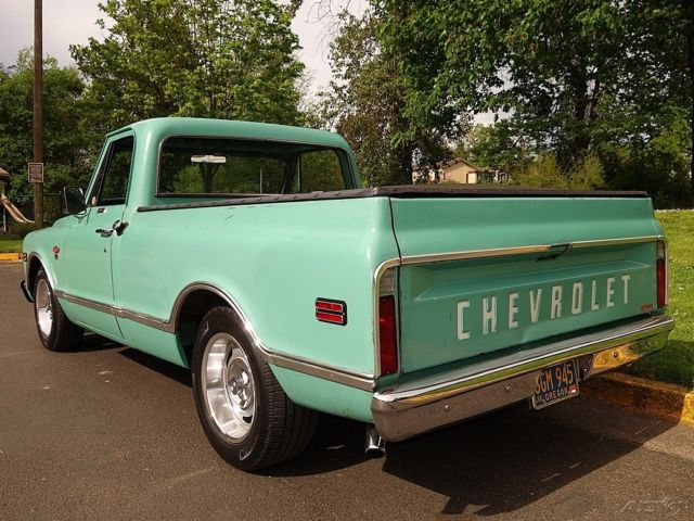Ron Tonkin Chevy >> 1968 Chevrolet Pickup Light Green 350 V8 TH350 PS PDB for sale - Chevrolet C-10 1968 for sale in ...