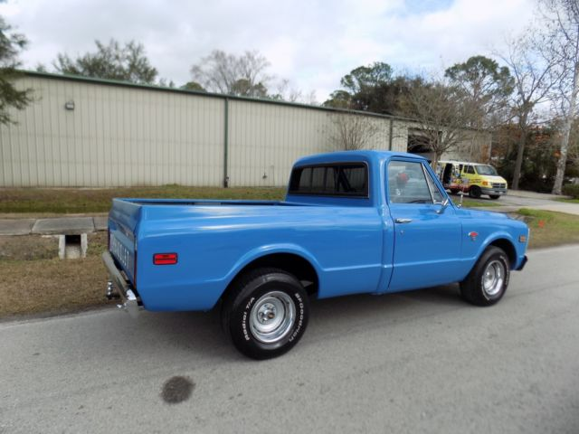 1968 Chevy C 10 Short Bed 350 4 Speed In Showroom