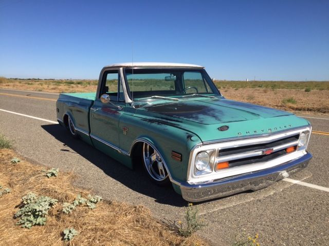 1968 chevy c10 swb patina show truck ls3 custom shop truck for West chevrolet airport motor mile