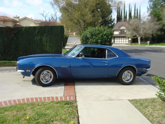 Cars For Sale Los Angeles Ca >> 1968 Chevy Camaro RS Rally Sport 1967 1969 for sale - Chevrolet Camaro 1968 for sale in Los ...