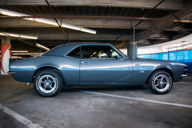 1968 chevy camaro with a 454 completely restored for sale chevrolet camaro ss 1968 for sale in. Black Bedroom Furniture Sets. Home Design Ideas