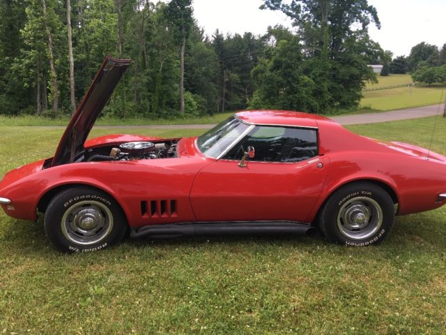 1968 Chevy Corvette Stingray 427 4 speed Manual for sale