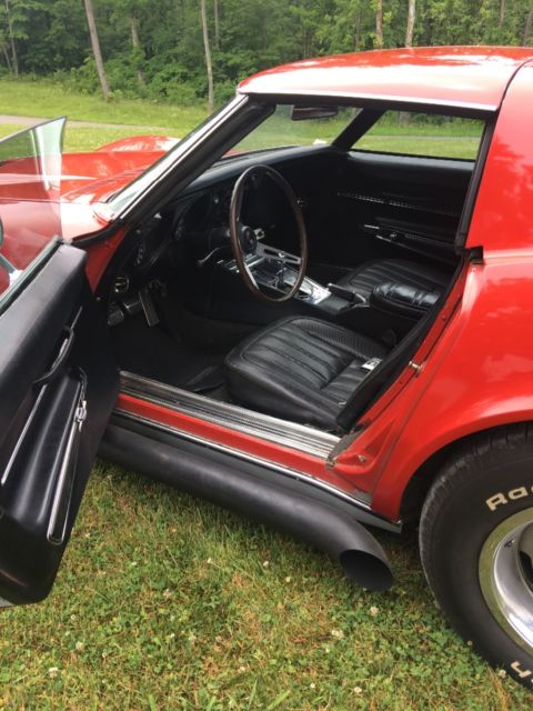 1968 chevy corvette stingray 427 4 speed manual for sale. Black Bedroom Furniture Sets. Home Design Ideas