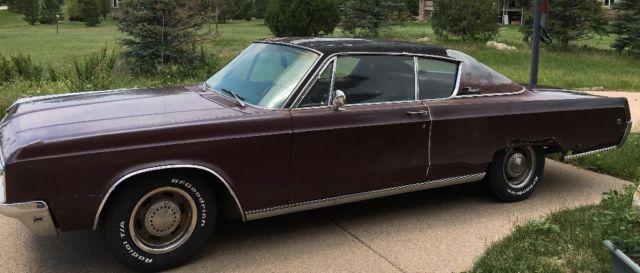 1968 Chrysler Newport - No Reserve