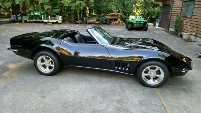 1968 Corvette Roadster with Chevy 502/502 engine for sale