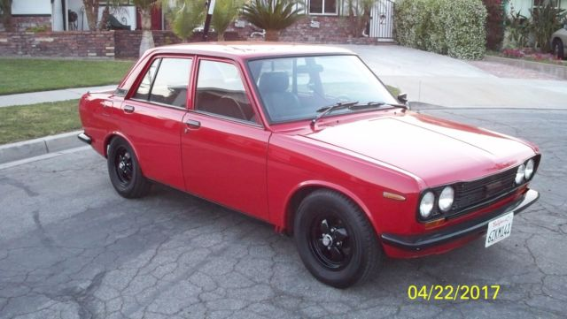 1968 DATSUN 510 COLLECTOR CAR for sale - Datsun 510 4 Door ...