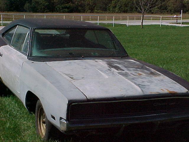 1968 Dodge Charger Mopar B Body Hemi Clone R T Looks