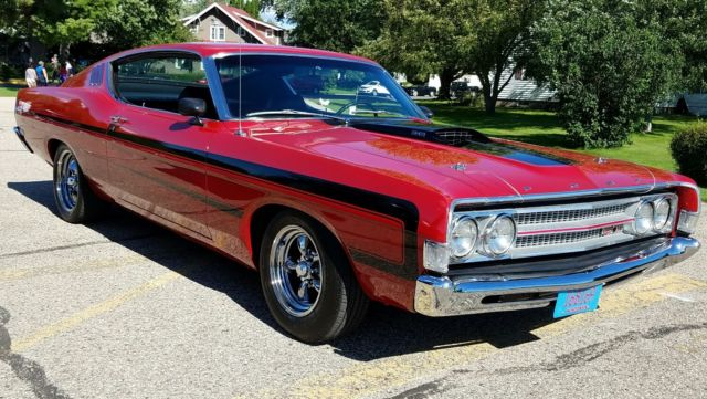 1968 fairlane torino gt for sale ford torino 1968 for sale in mazomanie wisconsin united states. Black Bedroom Furniture Sets. Home Design Ideas