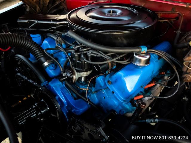 360 v8 engine