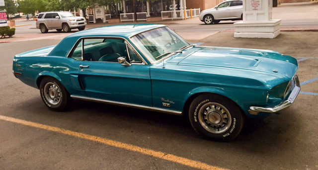 1968 ford mustang california special gt cs for sale ford mustang 1968 for sale in missoula. Black Bedroom Furniture Sets. Home Design Ideas