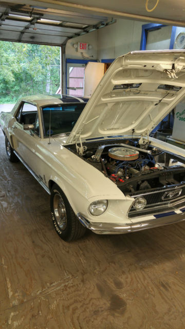 1968 Mustang Automatic Transmission