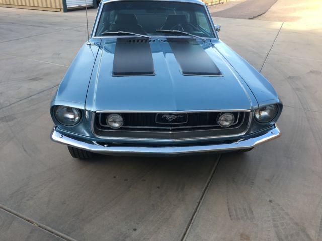 1968 Mustang 390 Specs