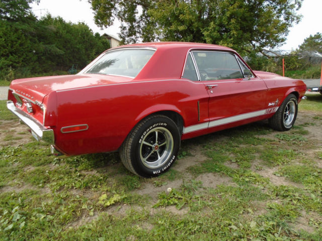 Auto Rotisserie For Sale Canada: 1968 Ford Mustang GT Resto Mod, Complete Custom Build
