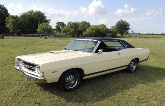 1968 ford torino formal roof for sale ford torino 1968 for sale in mounds oklahoma united states. Black Bedroom Furniture Sets. Home Design Ideas