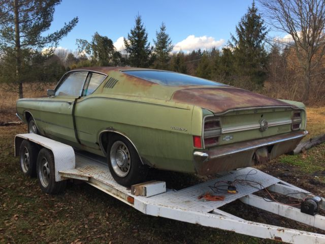 1968 Ford Torino GT fastback for sale - Ford Torino 1968 for