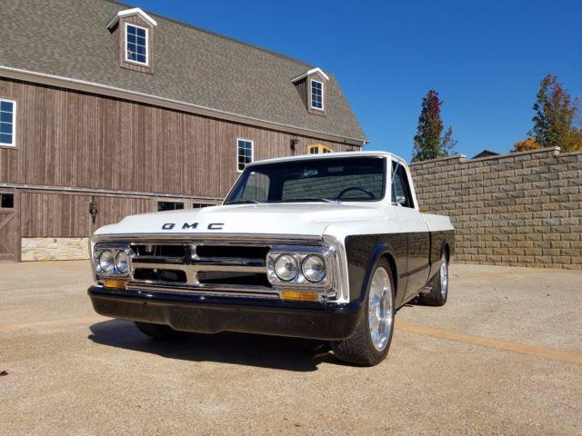 1968 Gmc C10 Chevrolet Resto Mod Ls Frame Off Restoration