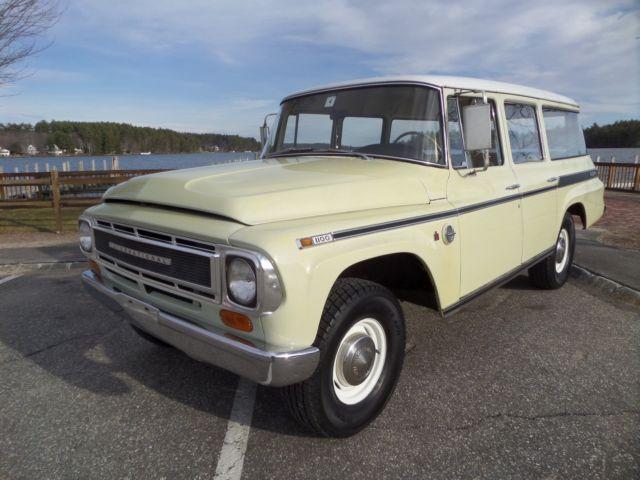 1968 International Travelall 1100c for sale ...