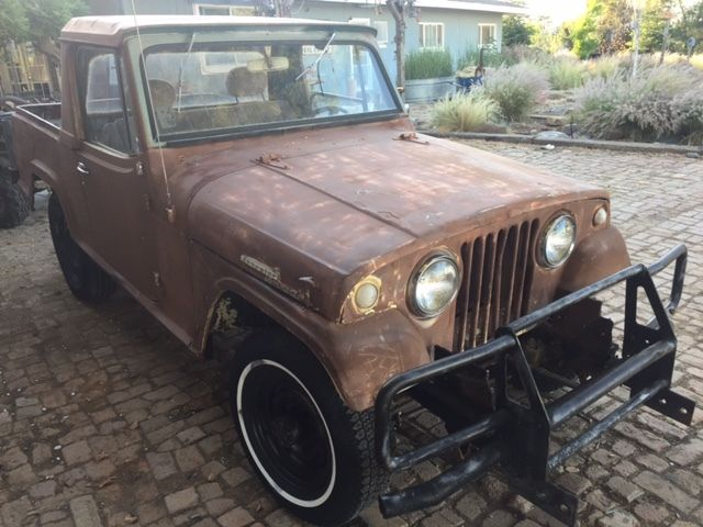1968 Jeepster Commando Roadster for sale - Jeep Commando ...