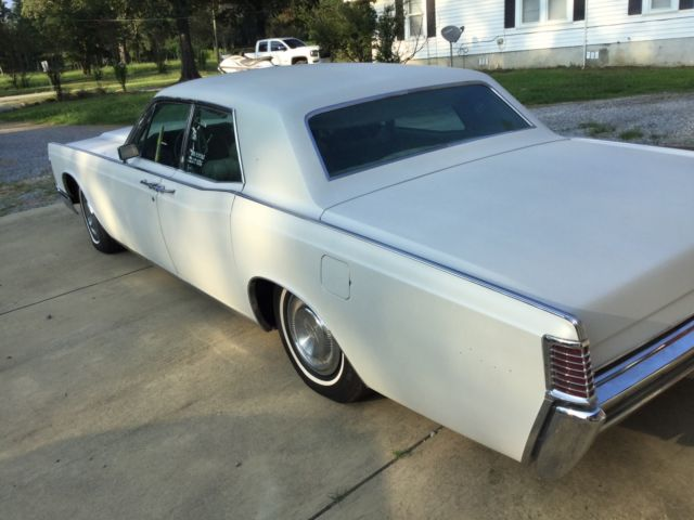 1968 lincoln continental project 4 door suicide doors on. Black Bedroom Furniture Sets. Home Design Ideas