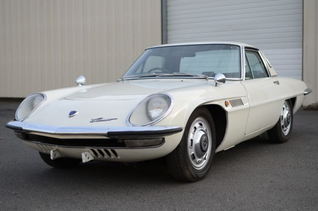 1968 Mazda Cosmo L10a Rare Classic Not Rx7 Rx3 Gtr Jdm Rhd