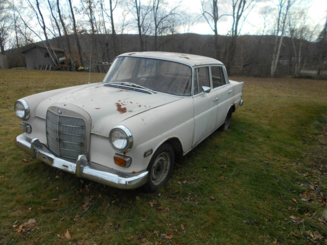 1968 mercedes benz 110 230 for sale mercedes benz 200 for Mercedes benz 1968 for sale