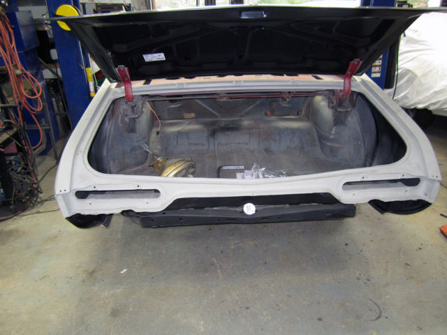 1968 Oldsmobile Cutlass 442 W-30 Frame Off Project Car for