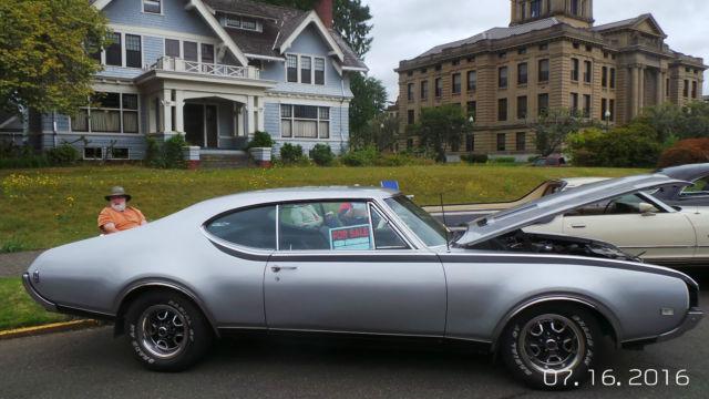 1968 Oldsmobile Cutlass - Custom restoration/rebuild that's