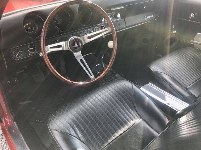 1968 Oldsmobile Cutlass Supreme Holiday Coupe, W31 Tribute