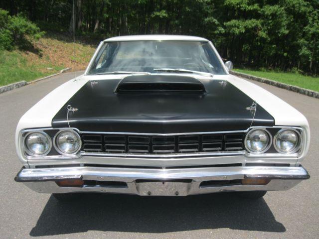 V Rod Muscle For Sale Pennsylvania >> 1968 PLYMOUTH SATELLITE BIG BLOCK V8 4 SPEED 6 PACK HOOD HOT STREET ROD MOPAR for sale ...