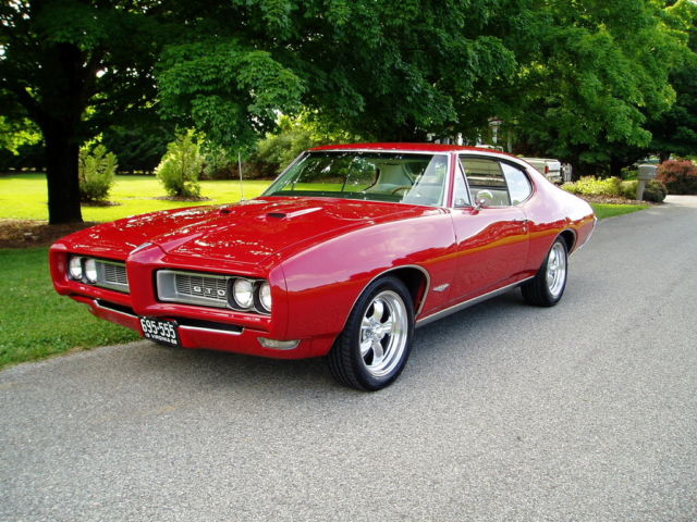 1968 pontiac gto numbers matching 400 360 hp factory 4 speed for sale pontiac gto 1968. Black Bedroom Furniture Sets. Home Design Ideas