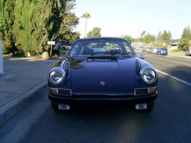 1968 porsche 912 911 t for sale porsche 911 1968 for. Black Bedroom Furniture Sets. Home Design Ideas